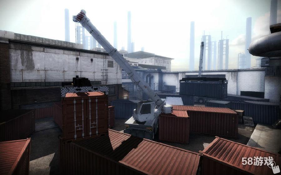 csol2游戏场景-工厂