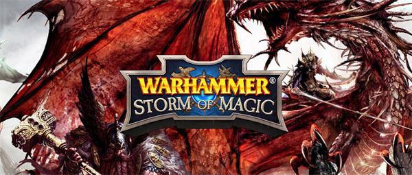 魔法风暴_国人首款战锤游戏《战锤:魔法风暴》公布
