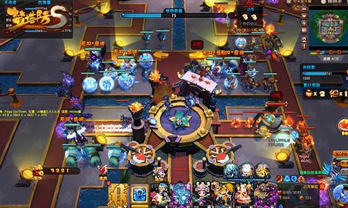 全新玩法速来体验 梦塔防s两大地图改版上线