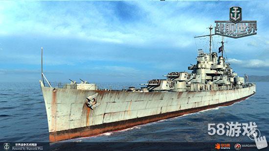 战舰世界各类舰船详细介绍