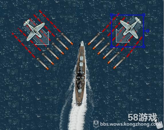战舰世界航母怎么放鱼雷