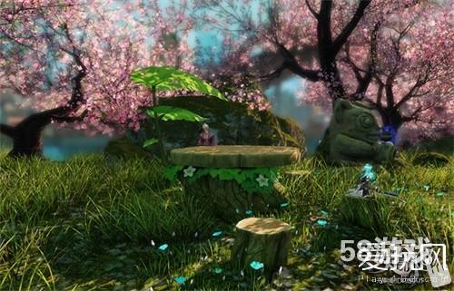 闲看庭前花开花落 《天谕》观景小憩系统解析