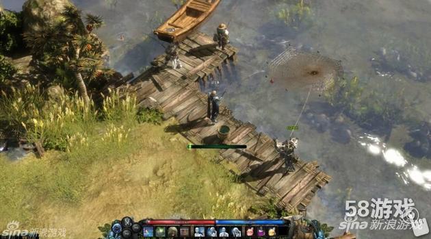 《失落方舟》游戏截图图片