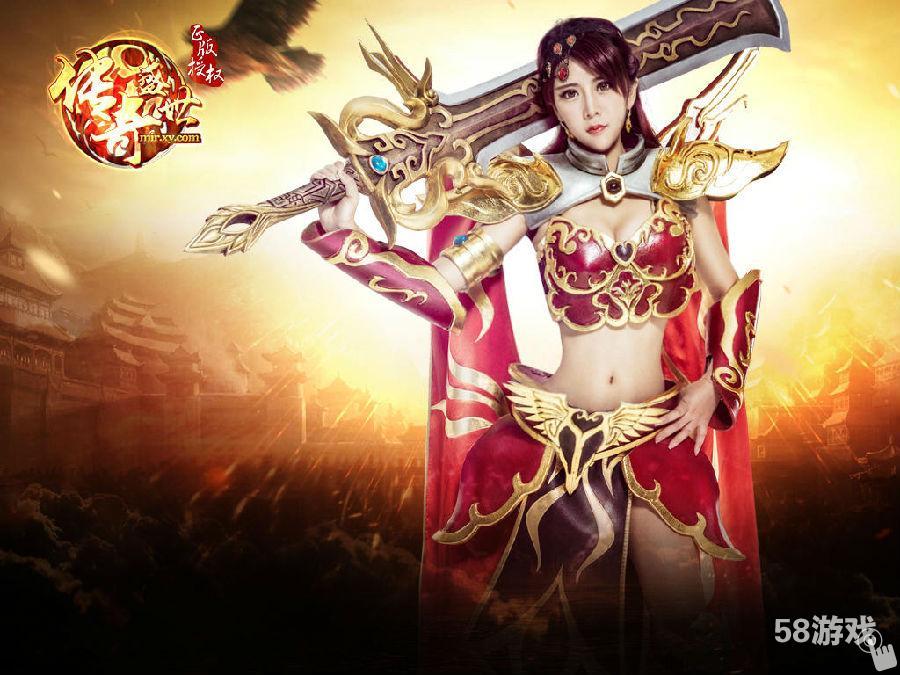 58游戏 英雄联盟 专栏推荐 >【妹力max】最美女硕士夏小薇携两吨重巨