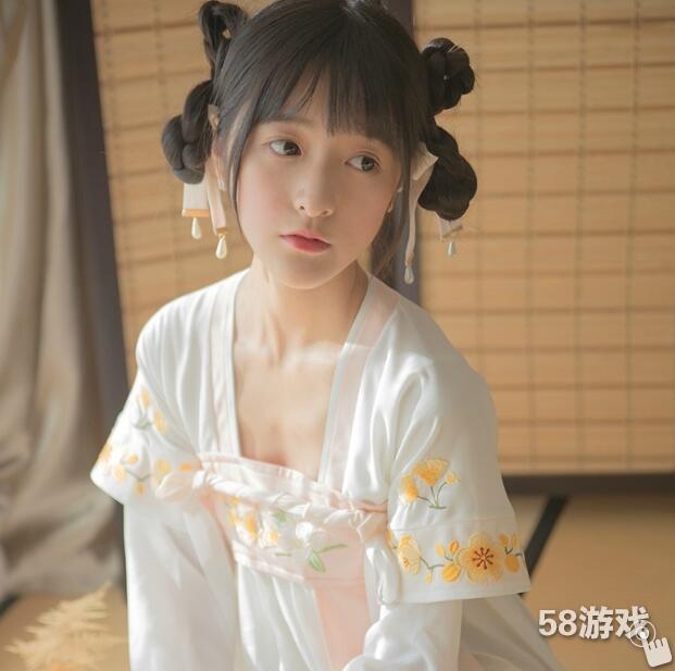 【妹力max】徐娇晒出汉服新美照 二次元美少女愈显娇俏可爱